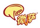 微萨手握比萨