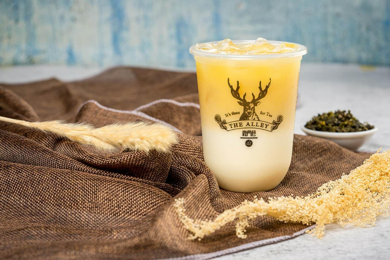奶茶加盟店10大品牌名字