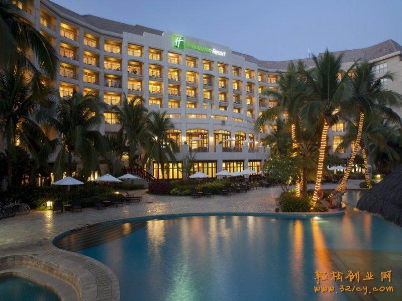 假日酒店加盟4