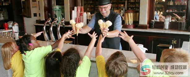 萨伦意式冰淇淋加盟