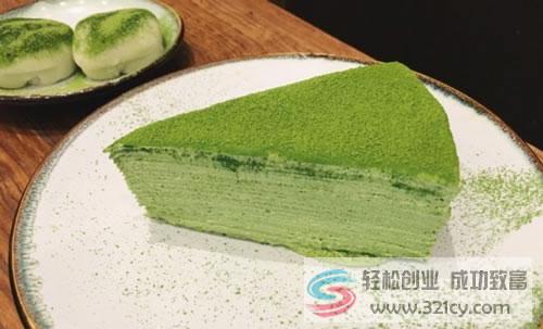 无邪日式甜品菜单