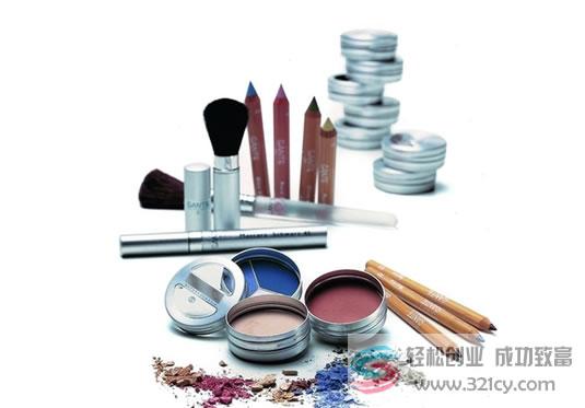 宗艺化妆品加盟