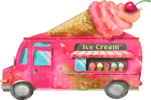 冰淇淋车加盟费用多少钱