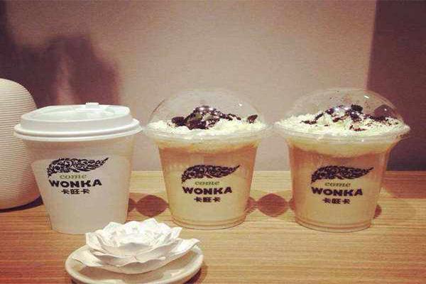 卡旺卡奶茶加盟费多少钱
