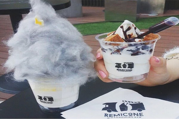 乌云冰淇淋