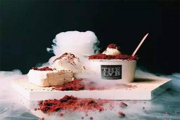 液氮冰淇淋加盟