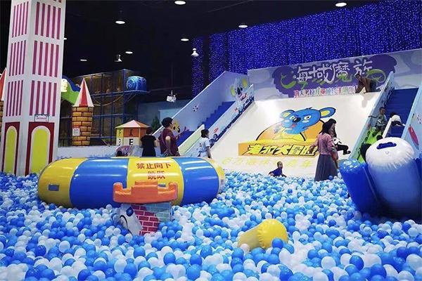 考拉大冒险儿童乐园加盟费多少