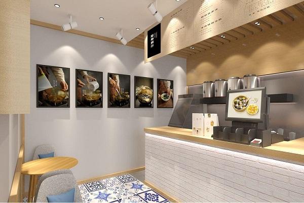 10平米奶茶店多少钱
