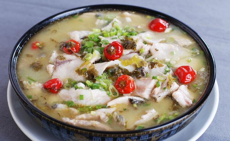 中国十大酸菜鱼有哪几家