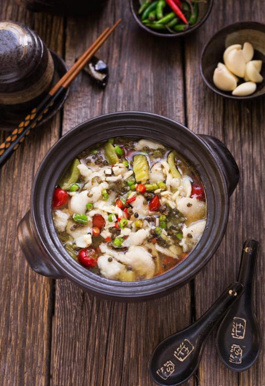 10大酸菜鱼加盟品牌
