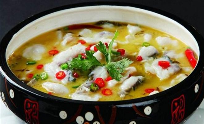 十大酸菜鱼加盟品牌