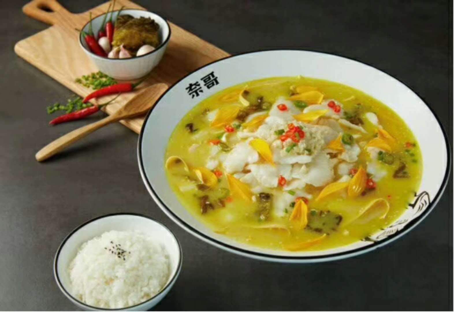 酸菜鱼米饭加盟排名